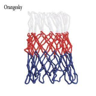 Orangesky Lưới Vành Bóng Rổ Sợi Nylon 3 4 5Mm Thể Thao Tiêu Chuẩn, 12 Vòng thumbnail
