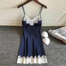 Đồ Lót Nữ Bluehope Đồ Ngủ Váy Quần Áo Ngủ Váy Ngủ
