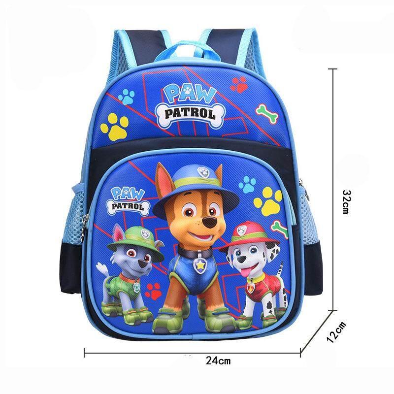 Hossen_kids Girls Cartoon Load Reduction Backpack For Kindergarten By Hossen.
