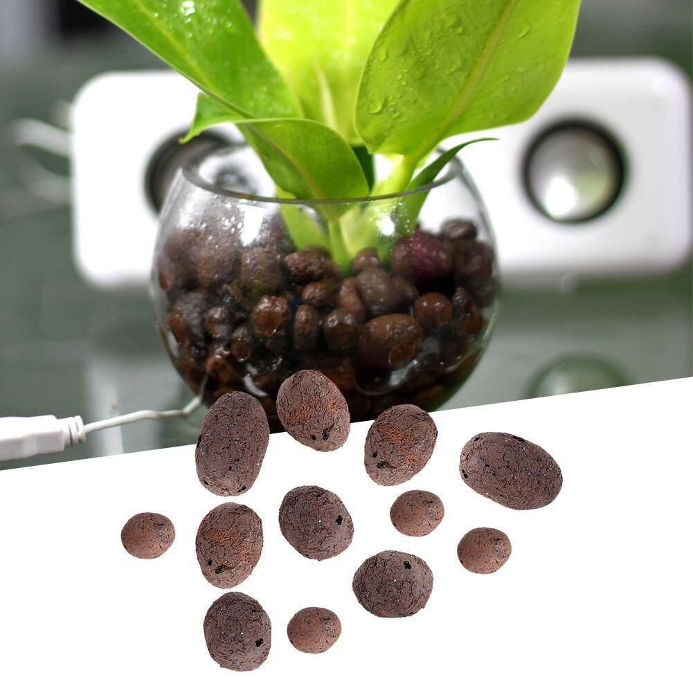 Hydroponic Clay Pebbles Growing Media Anion Clay Rocks for Hydroponic System