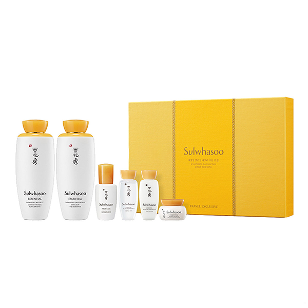 Buy Sulwhasoo Essential Skincare Set (2 items) [New Packaging] Singapore