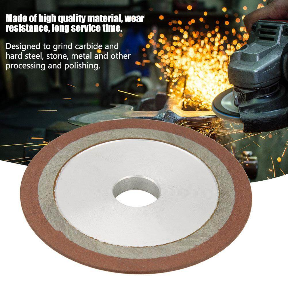 80mm Round Diamond Grinding Cup Wheel Grinder Disc Cutter Tool