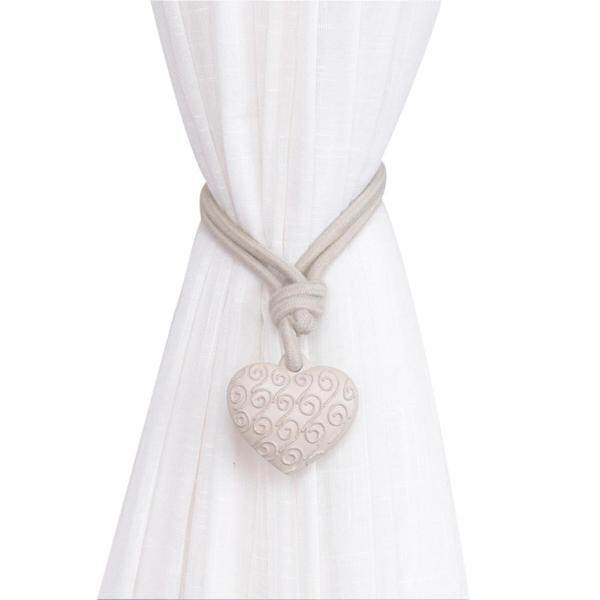 wusi® Auspicious Cloud Design Curtain Buckle Tieback Love Heart Holder Accessories