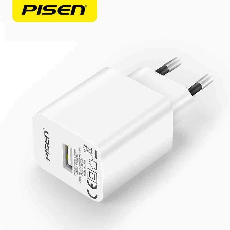 PISEN TS-UC035 Đa Năng 2A USB Sạc Tường cho iPhone iPad Samsung HTC Sony Huawei
