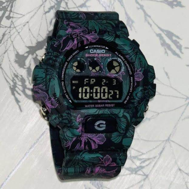G SHOCK_ FLORA_  WATCHES FOR UNISEX Malaysia