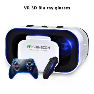 Kính VR Kính Thực Tế Ảo Shinecon, Phim 3D Và Trò Chơi VR Là Phù Hợp Dành Cho IOS Android Trải Nghiệm Toàn Cảnh Di Động thumbnail