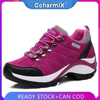 Giày Nữ CcharmiX, Giày Thể Thao, Ngoài Trời Giày Đi Bộ Đường Dài Giày Thể Thao Nữ Không Thấm Nước Giày Đi Bộ Đường Dài thumbnail