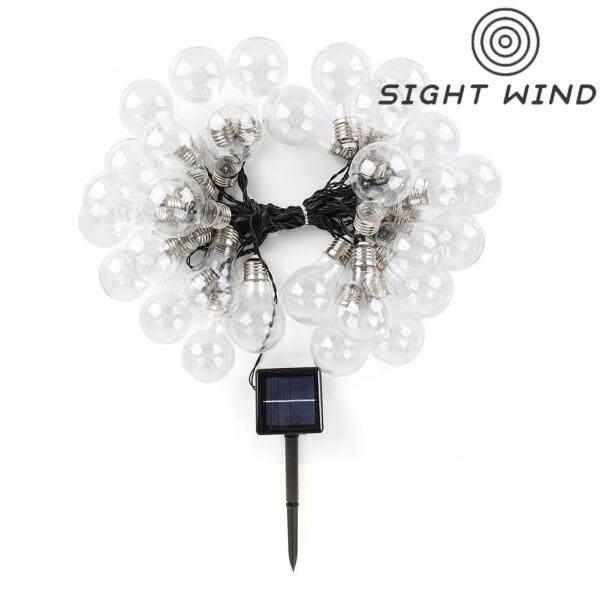 Bóng Đèn LED Năng Lượng Mặt Trời 8M 30, Vòng Hoa Chống Nước IP65 Dây Chuỗi Đèn Cổ Tích Cho Lối Đi Trong Vườn