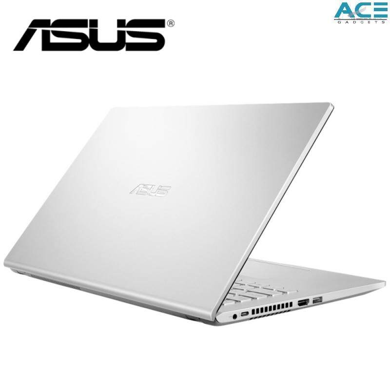 Asus Vivobook A409F-ABV255T / A409F-ABV256T Notebook *Grey/Silver* (i3-8145U/4GB DDR4/512GB PCIe/Intel/14 HD/Win10) Malaysia