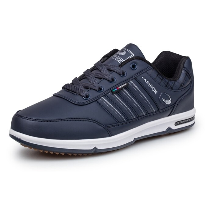Giày Chơi Golf Giày Nam Da Không Thấm Nước Giày Thể Thao Thoáng Khí Đế Mềm Nhẹ Chống Trượt Giày Thường Ngày Cỡ Lớn giá rẻ