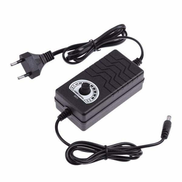 Bộ chuyển đổi nguồn điện AC sang DC 48W 1-24V bộ điều chỉnh nguồn điện Volt (màu đen phích cắm theo tiêu chuẩn Hoa Kỳ) - INTL