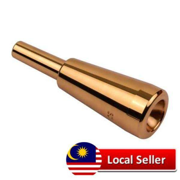 3C Trumpet Mouthpiece Thickened Heavier Mouthpiece Instrument Accessory for Standard Trumpets (Standard) Malaysia