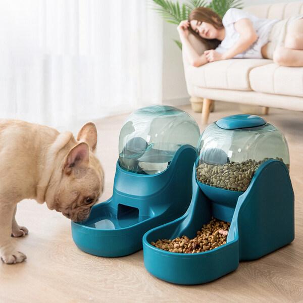 Đài Phun Nước Uống Cho Chó/Máy Cho Thú Cưng Tự Động/Máy Cho Mèo Uống Nước Cho Thú Cưng, Thích Hợp Cho Chó Và Mèo Cỡ Nhỏ Và Trung Bình