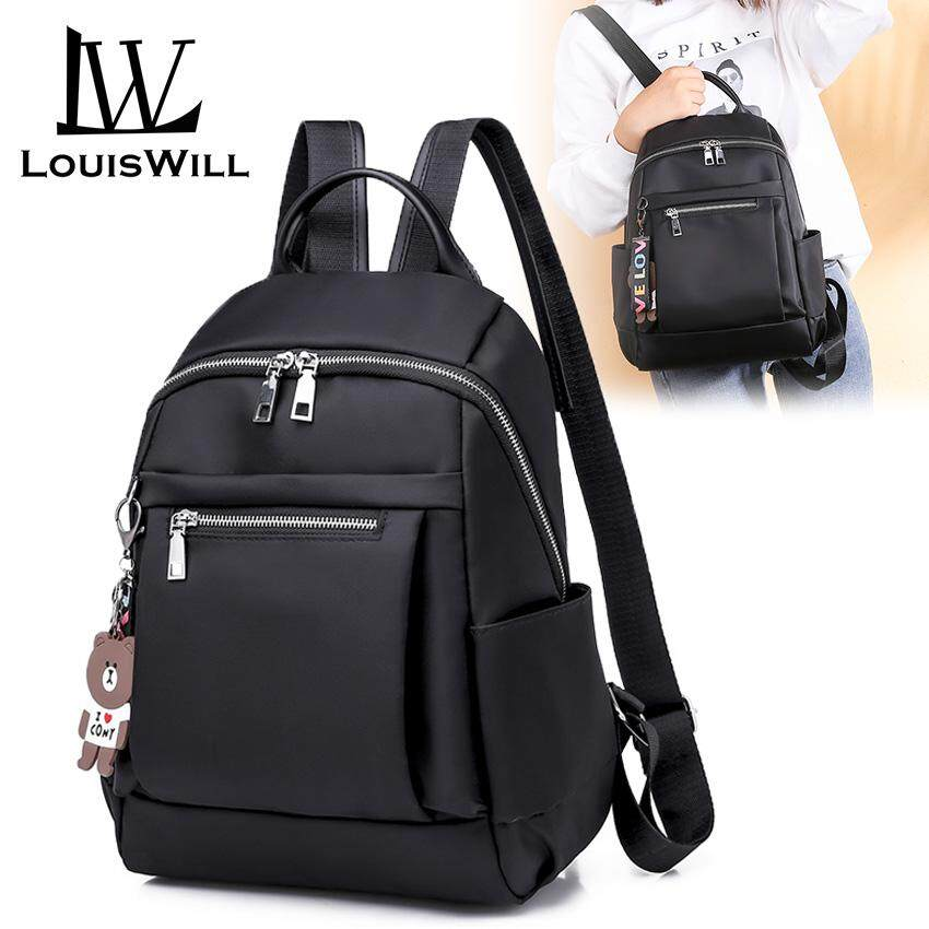 4a25af193eed LouisWill Fashion Backpack Women Backpacks Waterproof Bag Oxford Daypack  Shoulder Backpack Lightweight Handbag School Bag Backpack Casual Office Bag