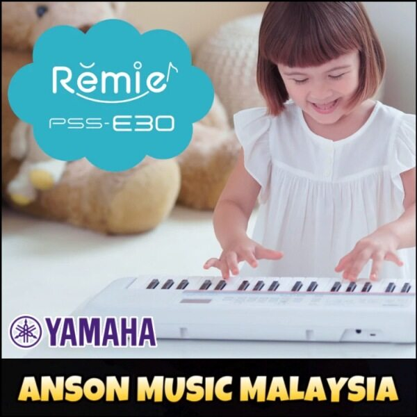 Yamaha Remie Digital Keyboard (PSS-E30)(PSSE30) Malaysia
