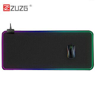 ZUZG Miếng Lót Chuột Chơi Game Lớn RGB Đèn LED Ma Thuật Phát Sáng Có Dây USB Tấm Lót Chuột Chuột Máy Tính Xách Tay Cho Máy Tính PC, Overwatch Dota 2 Để Bàn thumbnail