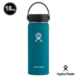 giảm giá Hydro Flask 18 Oz 532 ML Wide Mouth 58mm Stainless Steel Vacuum Bottle Thermos Insulation Sports Water Bottles thumbnail