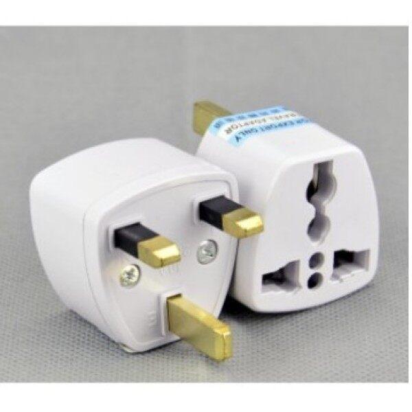 US/EU/AU to UK Plug Adaptor Convertor Travel Adapter 250V 10A malaysia to china australia 万能插头旅游插头三方脚插座10A / 中国家用小电器转接头