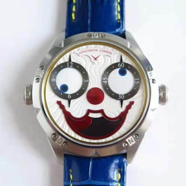 Tw Factory Konstantin Chaykin Joker 康斯坦丁·查金 超a復刻俄羅斯小丑机械錶 Malaysia