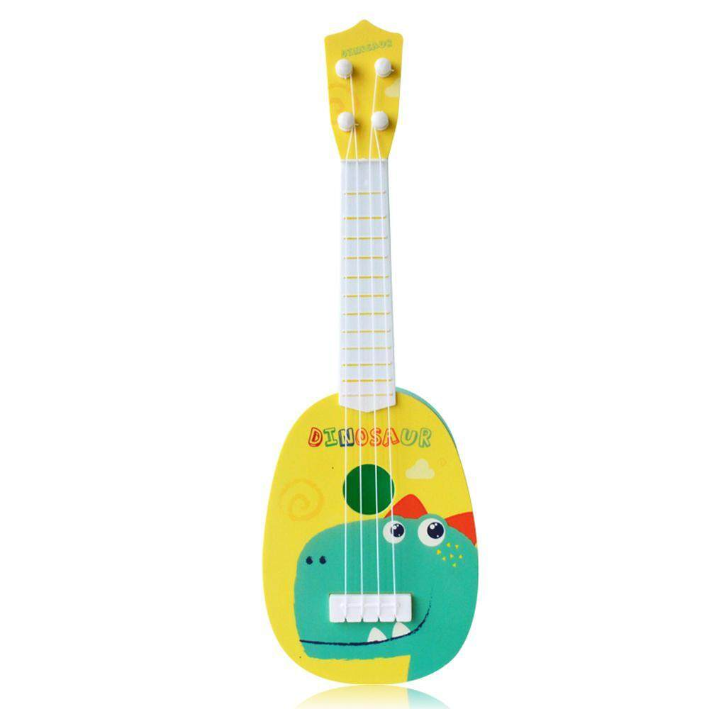 RainRainbow Beginner Ukulele Guitar with Guitar Case,Kids Starter Toy,  Vibrant Sounds and Realistic Strings for Boys Girls - 2019 Newest