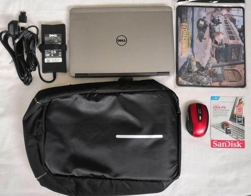 Dell Latitude E7240 i7 2.10 Ghz 12 GB RAM/256 GB SSD Malaysia