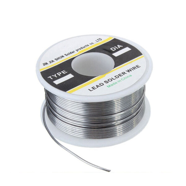 Solder Wire 100g 0.8 / 1 mm 60/40 Flux Reel/Tube Tin Lead Rosin Core Soldering Wire For Welding Iron