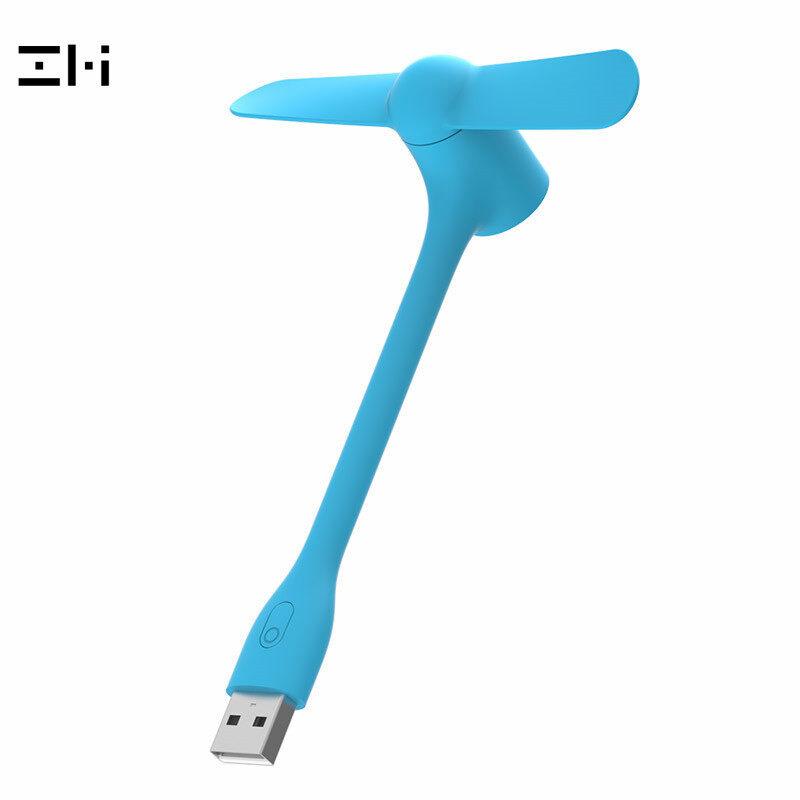 Bảng giá ZMi USB Mini Có Thể Điều Chỉnh Di Động Làm Mát Siêu Êm Quạt Mini Phong Vũ