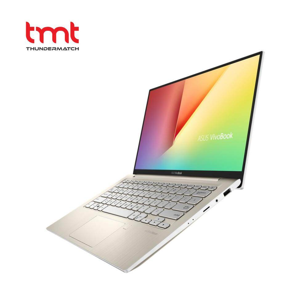Asus Vivobook S13 S330F-AEY106T 13.3 FHD Laptop Icicle Gold ( I5-8265U, 8GB, 256GB, Intel, W10 ) Malaysia