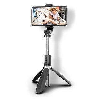 Đa Chức Năng Có Thể Điều Chỉnh Bluetooth Điều Khiển Từ Xa Tripod Đứng Điện Thoại Di Động Selfie StickL02 Gậy Selfie Chân Máy Đa Năng, Camera Trực Tiếp Điều Khiển Từ Xa Bluetooth Tích Hợp Hỗ Trợ Phổ Thông thumbnail