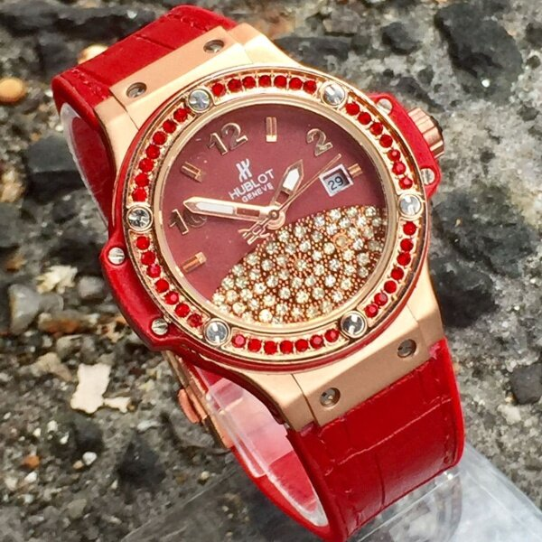 **VALUE DEAL** HUBL0T Stylish Fashion Watch For Women (GREAT QUALITY) FAST SHIPPING Malaysia