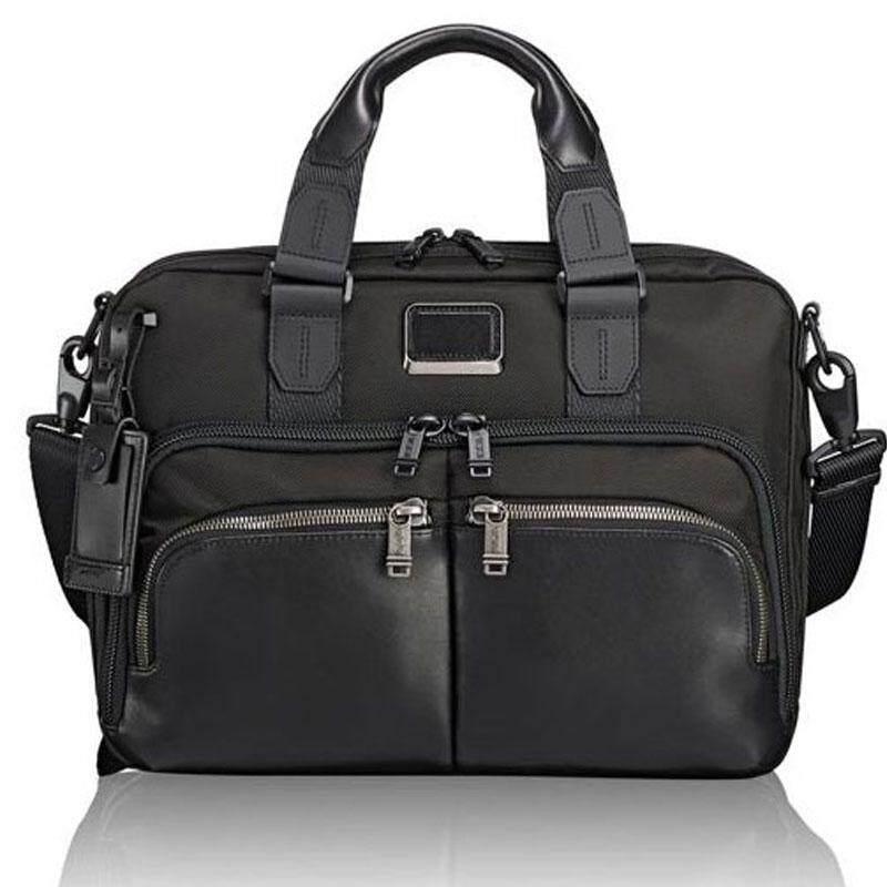 Authentic TUMI_new 232640D ballistic nylon mens business briefcase handbag