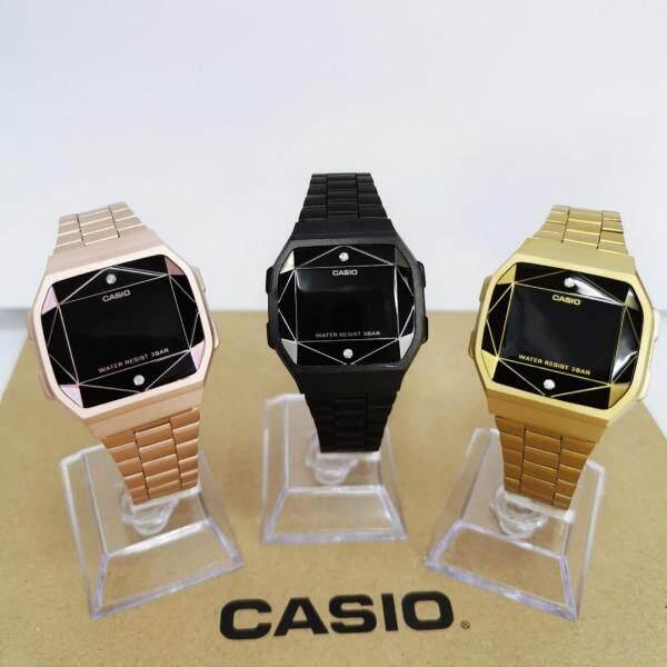 Smart Digital G Style Shock Touch Display Diamond Shape Watch Malaysia