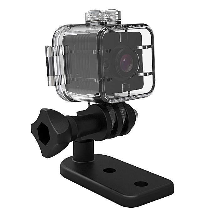 16GB Waterproof DV Video Recorder Sport Action Night Vision Car DVR Motion Detection Infrared Mini Camera SQ12 HD 1080P JUN