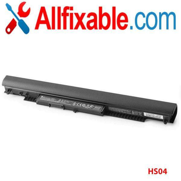 HP  15-AC  15-AC151DX  15-AC158NR  15-AC161NR  15-AC653TX  15-AC654TX  15-AF  15-AF005  15-AF005AU  15-AF005AX  HS03  HS04  4 Cells  14.8V  Series  Notebook / Laptop Compatible Battery Malaysia