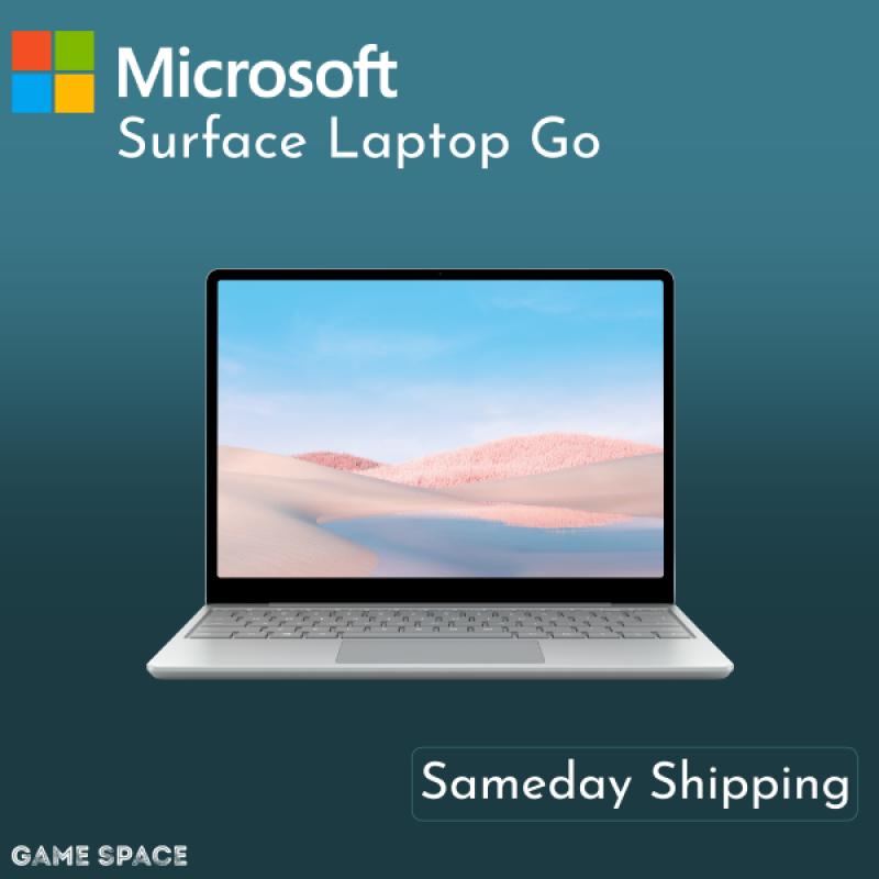 Microsoft 12.4 Multi-Touch Surface Laptop Go (Platinum) Malaysia
