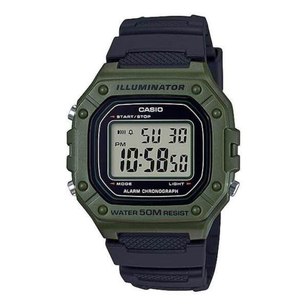 Casio Standard W-218H-3A Digital Watch Malaysia