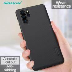 Nillkin cho Huawei P30 Pro Cứng Trường Hợp, HIỆU NILLKIN Super Frosted Shield Lưng PC dành cho Huawei P30 Pro