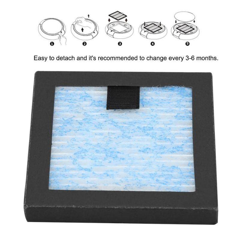 High Efficient Replacement Activated Carbon Cotton Filter for Car Air Purifier Singapore