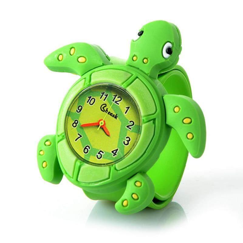 Nơi bán Bumblebaa Đồng hồ động vật học sinh hoạt hình cho trẻ em Đồng hồ đồ chơi trẻ em Silicon cho bé trai và bé gái Sinh viên