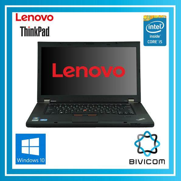 LENOVO THINKPAD T530 - CORE I5 / 4GB/ 250GB HDD/ W10/ 15.6-INCH [REFURBISHED] Malaysia