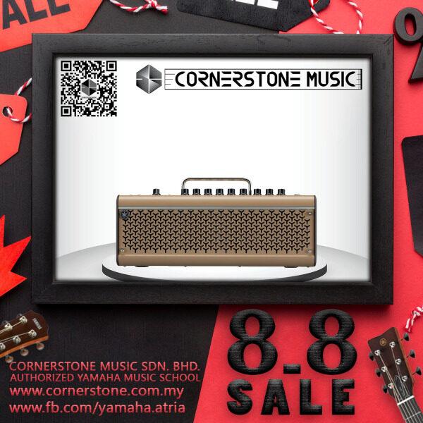 Yamaha Guitar Amplifier THR 30 II A ( THR30IIA / THR30 llA / THRII30A ) Modeling Combo Amp with Bluetooth support Malaysia