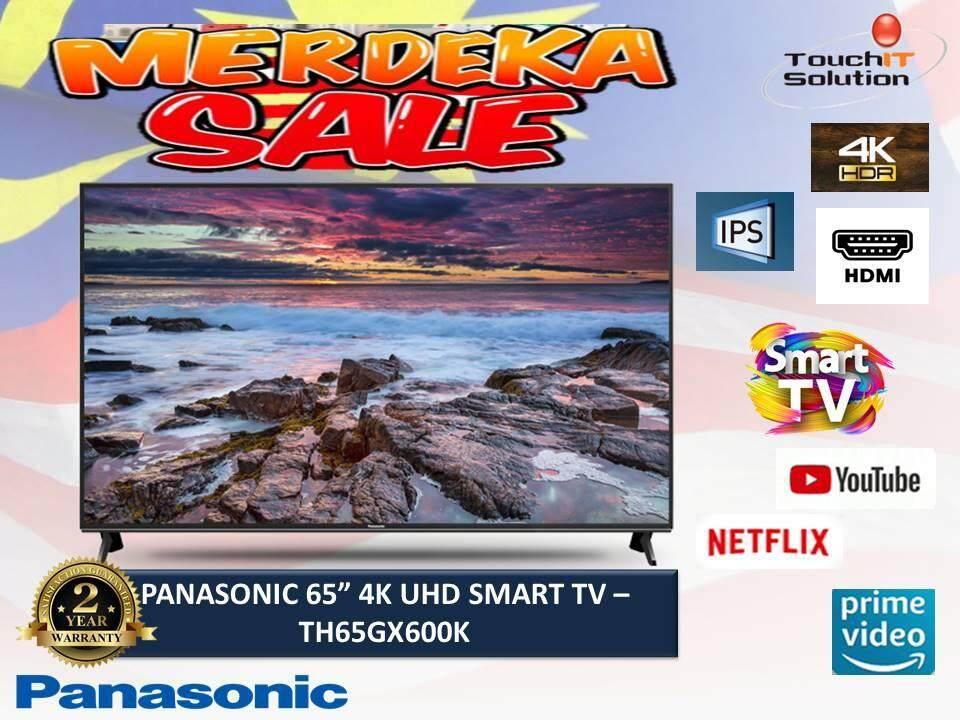 PANASONIC 65 4K UHD SMART TV - TH65GX600K