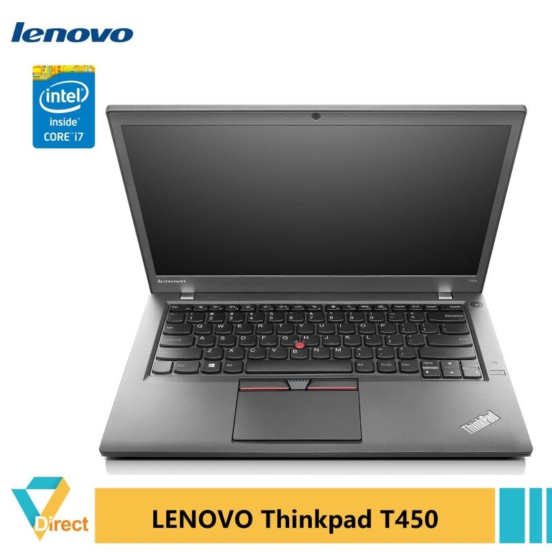 5th gen Core i7 1.7kg DUAL battery UP to 32GB RAM 1TB SSD Thinkpad T450 laptop PC -also 8GB 16GB 256GB 480GB fully refurbished Malaysia