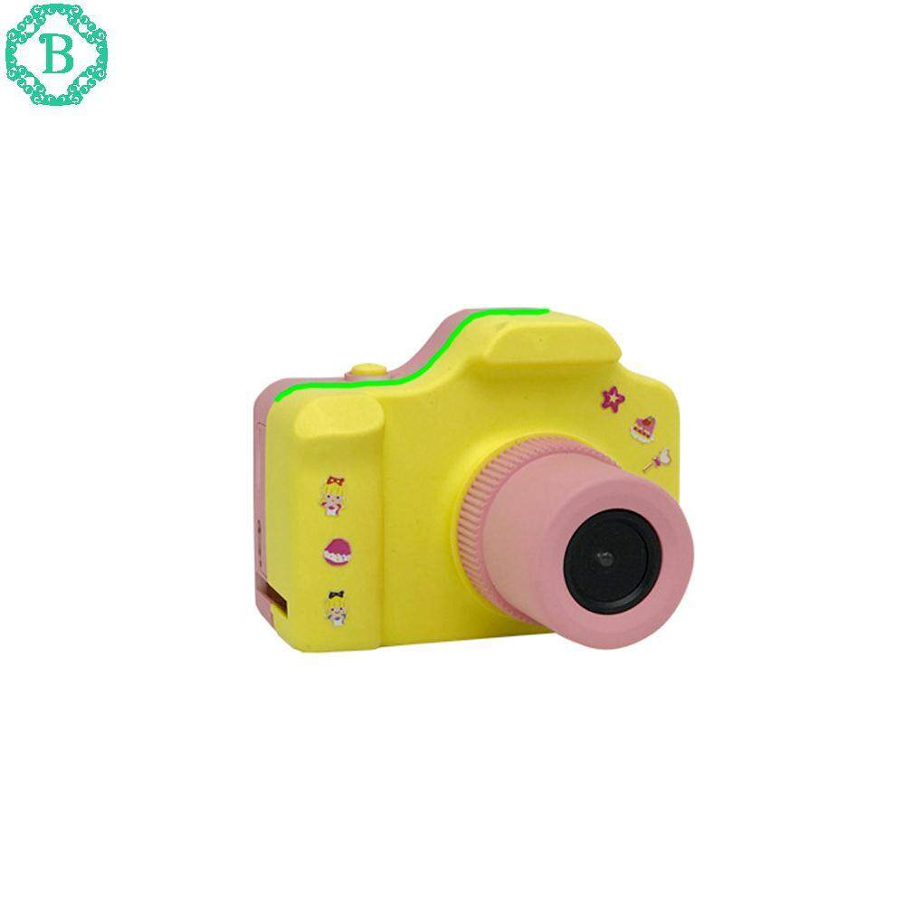 Bali Mini Kamera Slr Bayi Digital Kamera Hd Pink/biru Anak By Benediction.