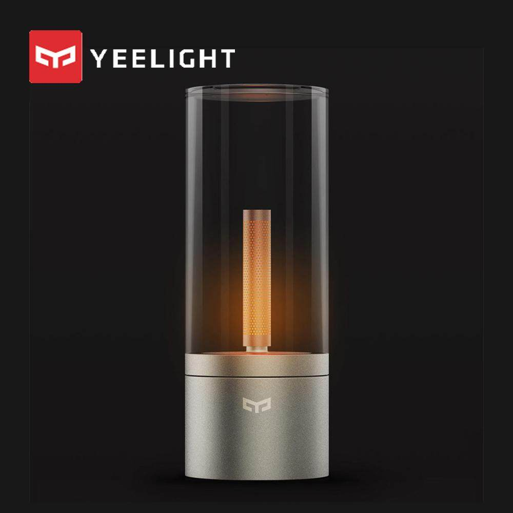 YEELIGHT YLFW01YL Smart Candle Light Ambient Lamp Rechargeable Dimmable LED Night Light (English Version)