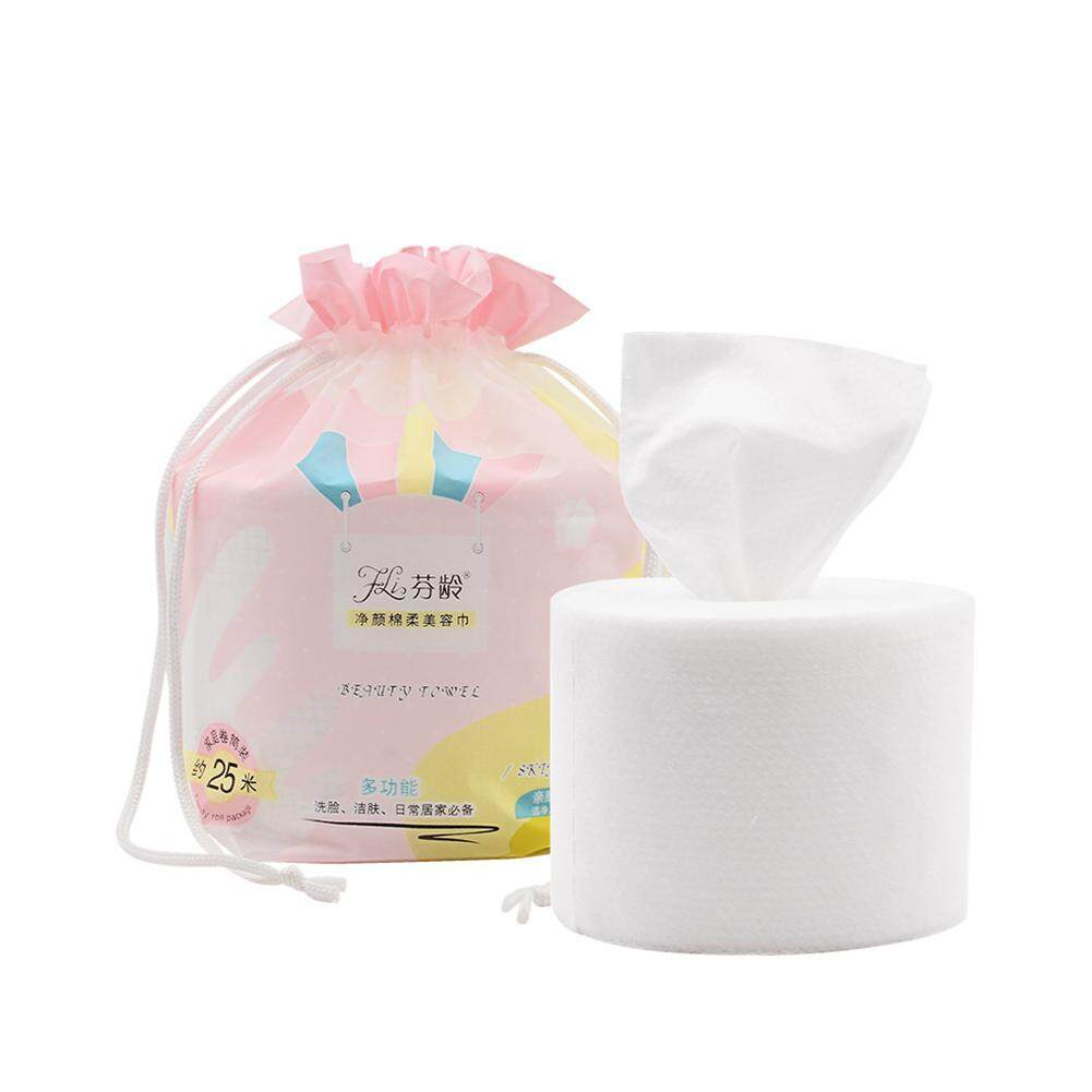 Disposable Non-Woven Beauty Towel Quick Drying Women Face Cleaning Towel By Four Season Big Sale.
