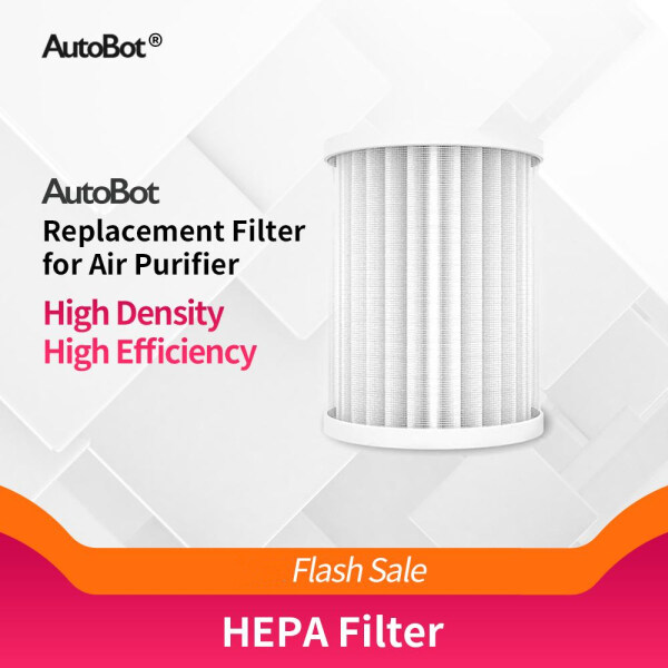 AutoBot Three-layer HEPA Filter Replacement for Air Purifier Removing PM2.5 Dust Formaldehyde 1 PC Singapore