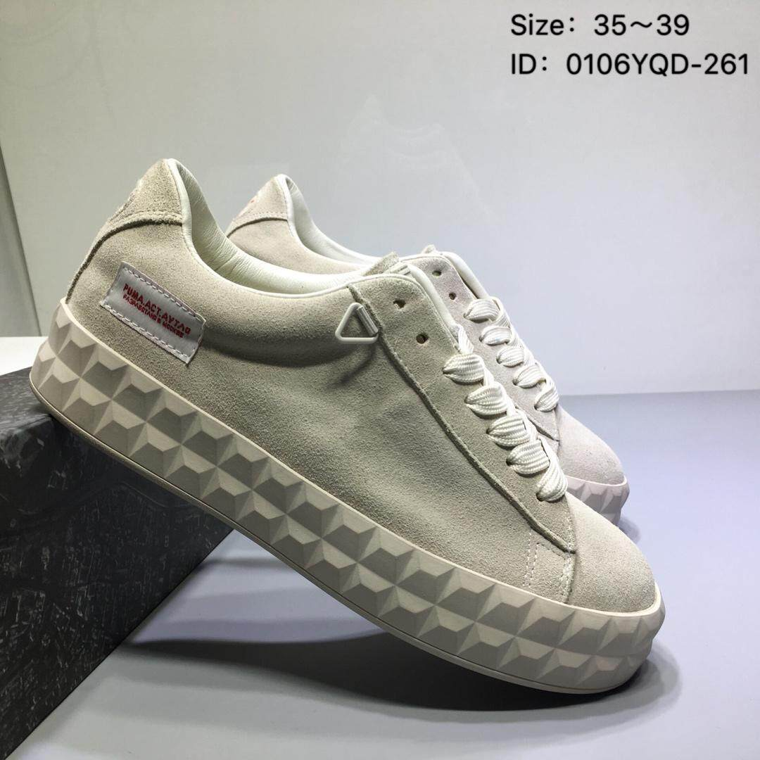 Puma Platform Womens Casual Sneakers By Globalcollect_shop.