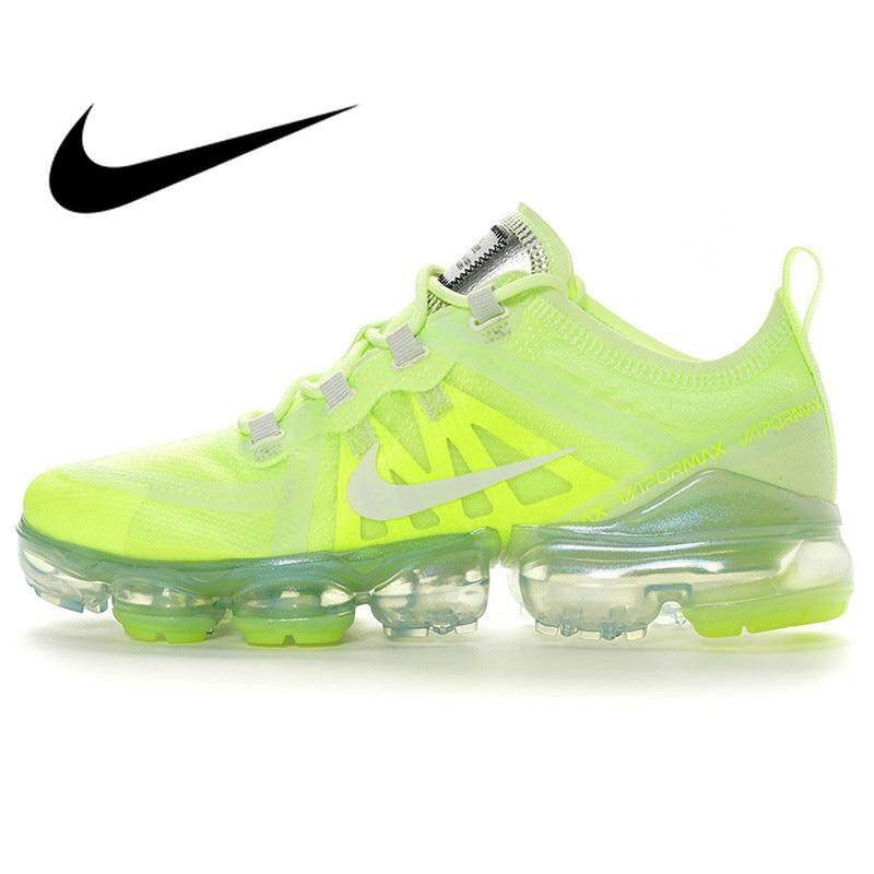 a29457113b Original Authentic NIKE_AIR VAPORMAX Womens Running Shoes Sports Outdoor  Sneakers Lightweight Height Increasing AR6632-700