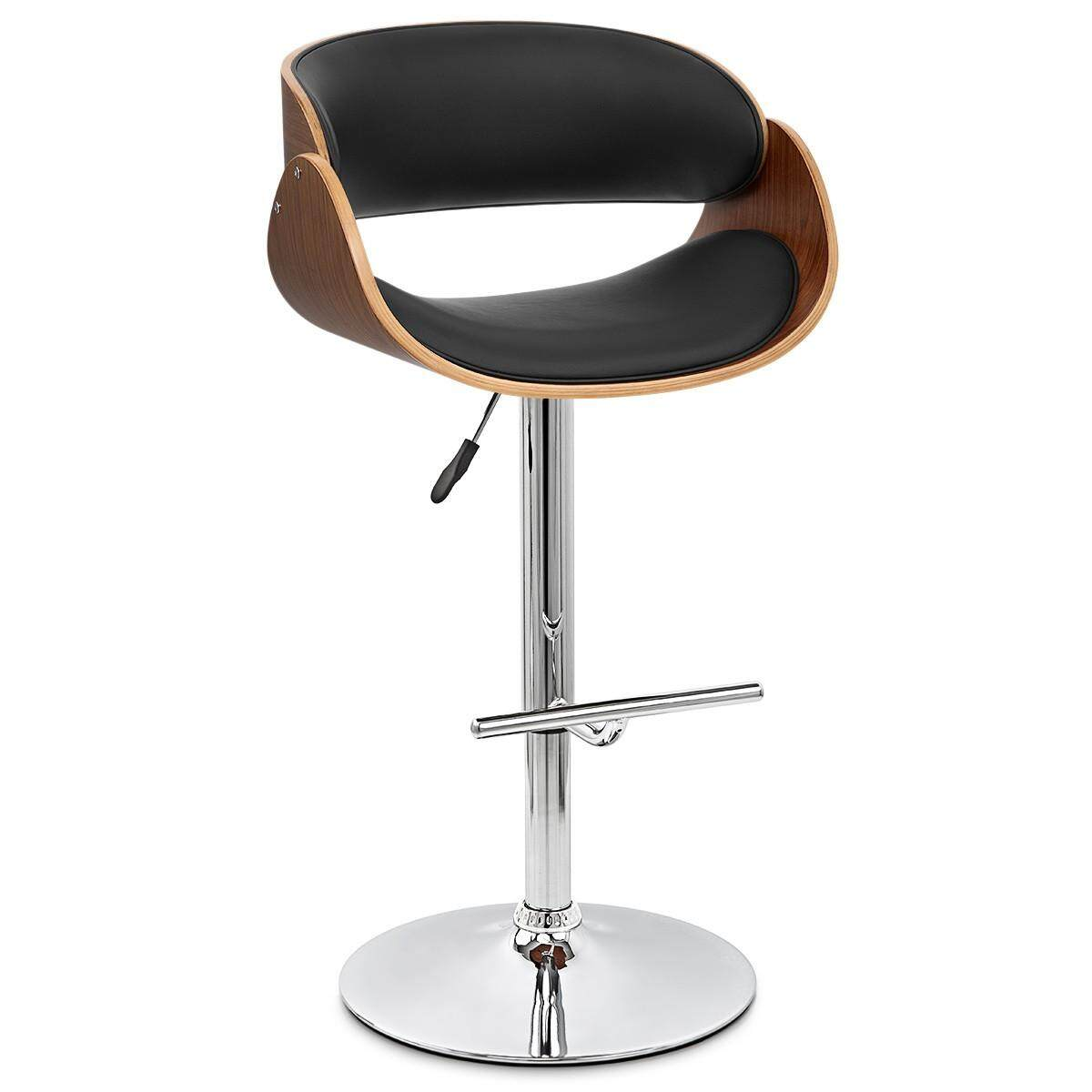 Bar Stool (adjustable Height) By Recafi Furniture.